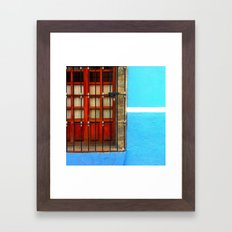 Huamantla Framed Art Print
