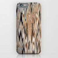 Wild zigzag print iPhone 6 Slim Case
