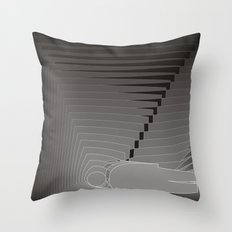 Lost in the space Throw Pillow