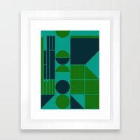 The Day They Stop  Framed Art Print