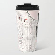 Kate Spade - New York Map Travel Mug
