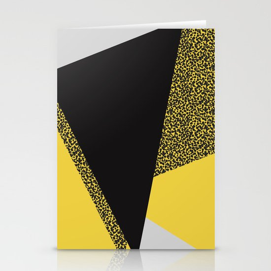 Minimal Complexity v.3 Stationery Card