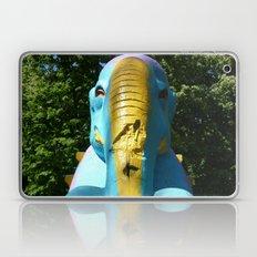 Stone elephant. Laptop & iPad Skin