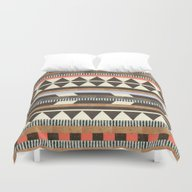 DG Aztec No.1 Duvet Cover