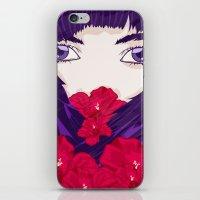 Wonderland ワンダー�… iPhone & iPod Skin