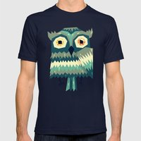 Boohoo! Mens Fitted Tee Navy SMALL