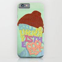 bill murray iPhone & iPod Cases featuring Bill Murray by Dino cogito