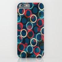 Flores De Luna iPhone 6 Slim Case