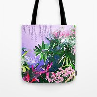 Singapore Summer Tote Bag