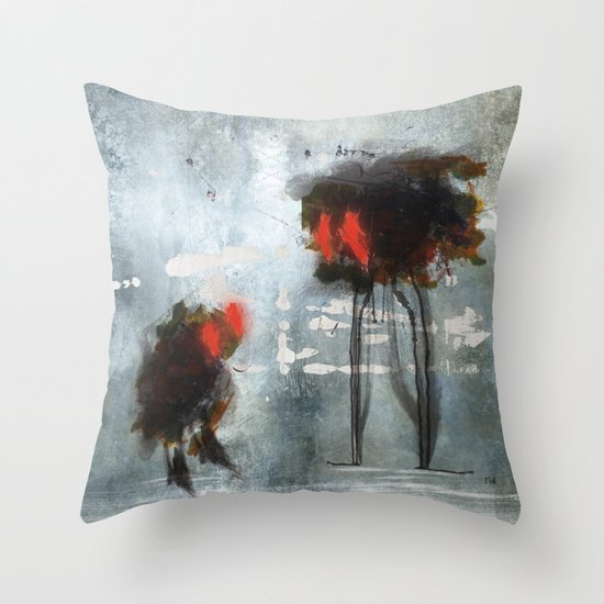 Let Me Tell You Where Monsters Come From, Son Throw Pillow