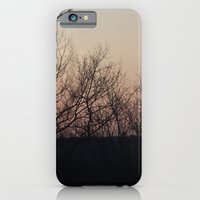 iPhone & iPod Case featuring Pink Sunset by Riley Gallagher