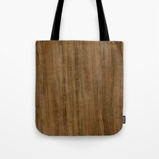 Etomie (Flat Cut) Wood Tote Bag