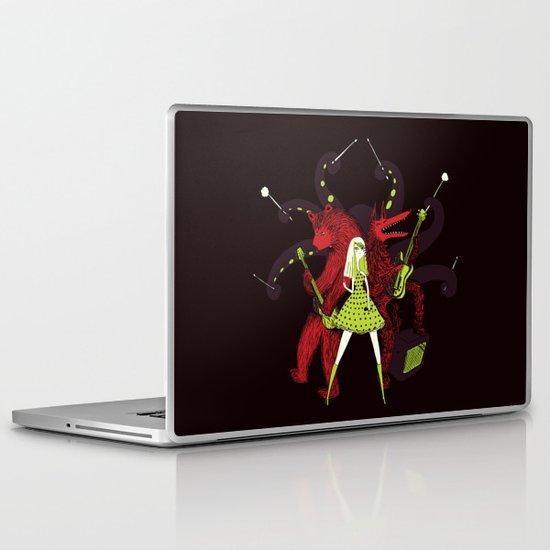 My savage band Laptop & iPad Skin