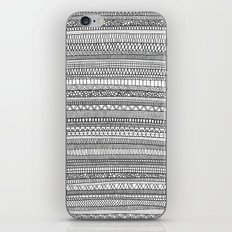 Mad Scribbles  iPhone & iPod Skin