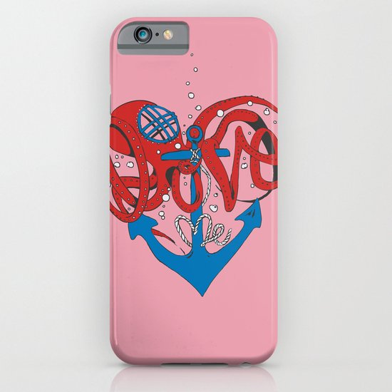 Deeply in Love iPhone & iPod Case
