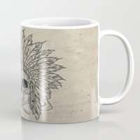 The Dead Chief Mug