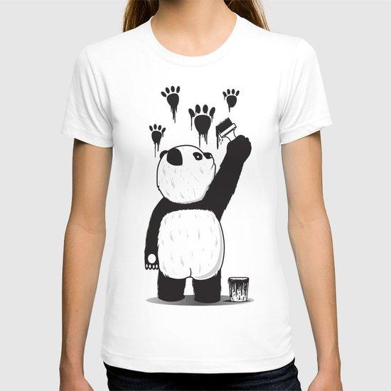 Pandalism T-shirt
