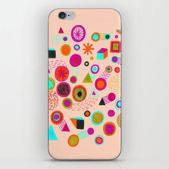 Galaxies III iPhone & iPod Skin