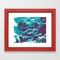 Weightless_2 Framed Art Print
