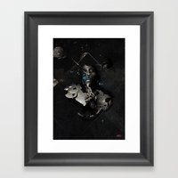PARADOX Framed Art Print