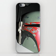Boba Fett iPhone & iPod Skin