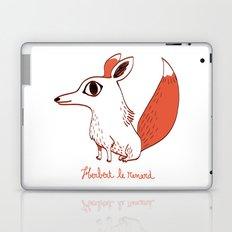 Herbert le renard Laptop & iPad Skin