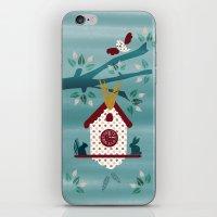 Cuckoo Tree  iPhone & iPod Skin