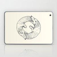 Dog Eat Dog Laptop & iPad Skin