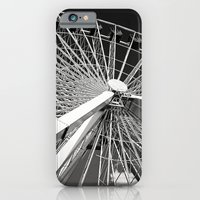 Navy Pier's Ferris Wheel iPhone 6 Slim Case