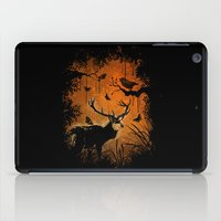 Lost Deer iPad Case