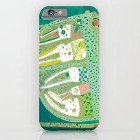 Rabbit journey iPhone 6 Slim Case