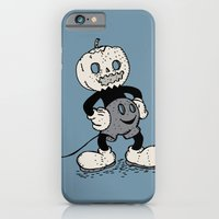 Mickey Pumpkin (desatura… iPhone 6 Slim Case