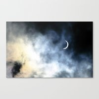 Eclipse 1999 Canvas Print