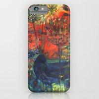 Blue Bird. iPhone 6 Slim Case