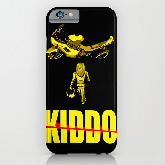 Kiddo iPhone & iPod Case