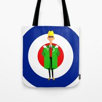The Mod Tote Bag