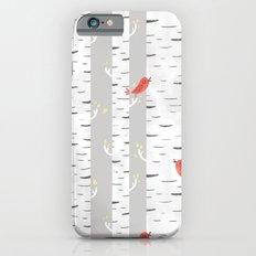 Birch Birds iPhone 6s Slim Case