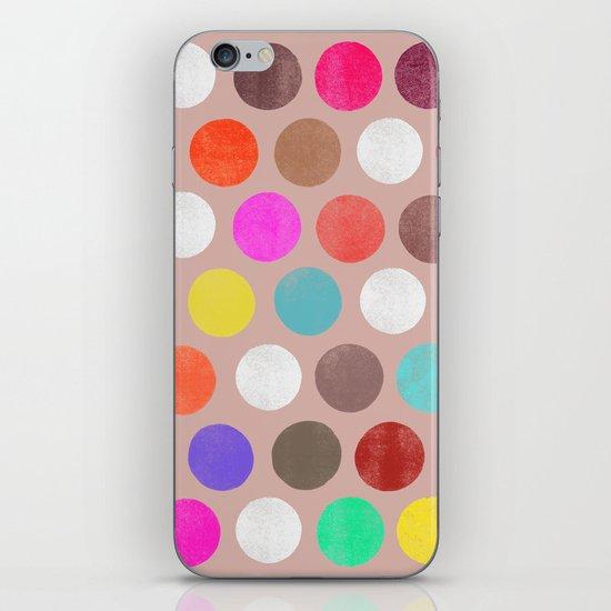 colorplay 2 iPhone & iPod Skin