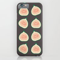 iPhone & iPod Case featuring FIGS by Lara Trimming