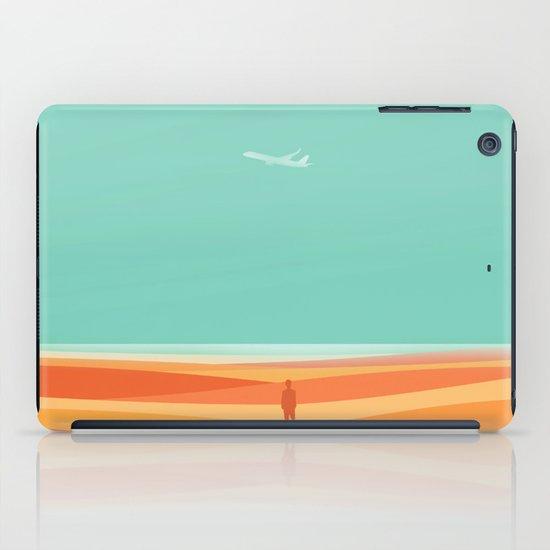 Where the sea meets the sky iPad Case