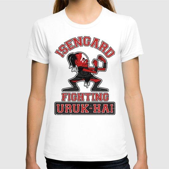 Isengard Fighting Uruk-hai T-shirt