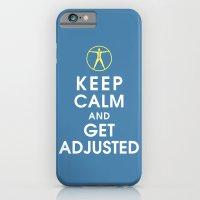 Keep Calm And Get Adjust… iPhone 6 Slim Case