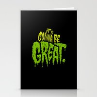 It's Gonna Be Great... Stationery Cards