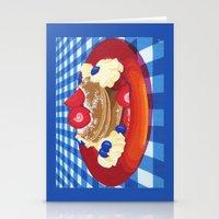 Pancakes Week 10 Stationery Cards