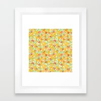 Karis Framed Art Print