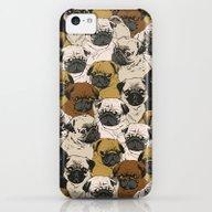 Social Pugz iPhone 5c Slim Case