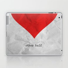 find you half (part 2 of 2) Laptop & iPad Skin