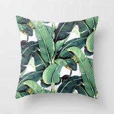 Martinique Print Throw Pillow