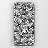 TriangleAngle iPhone & iPod Skin