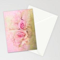 Rose Basket Stationery Cards